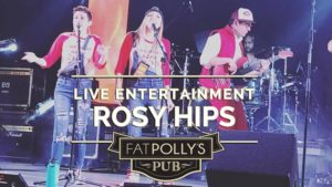 Live Music Rosy Hips